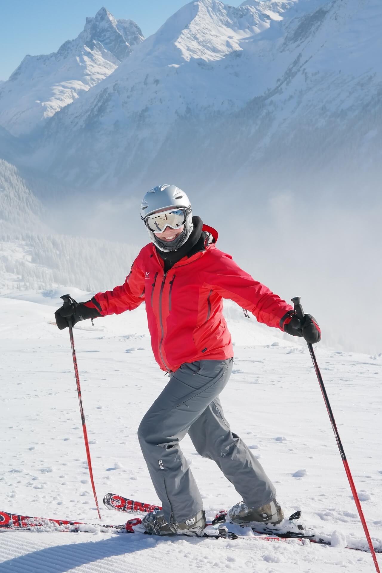 dopasowane buty narciarskie