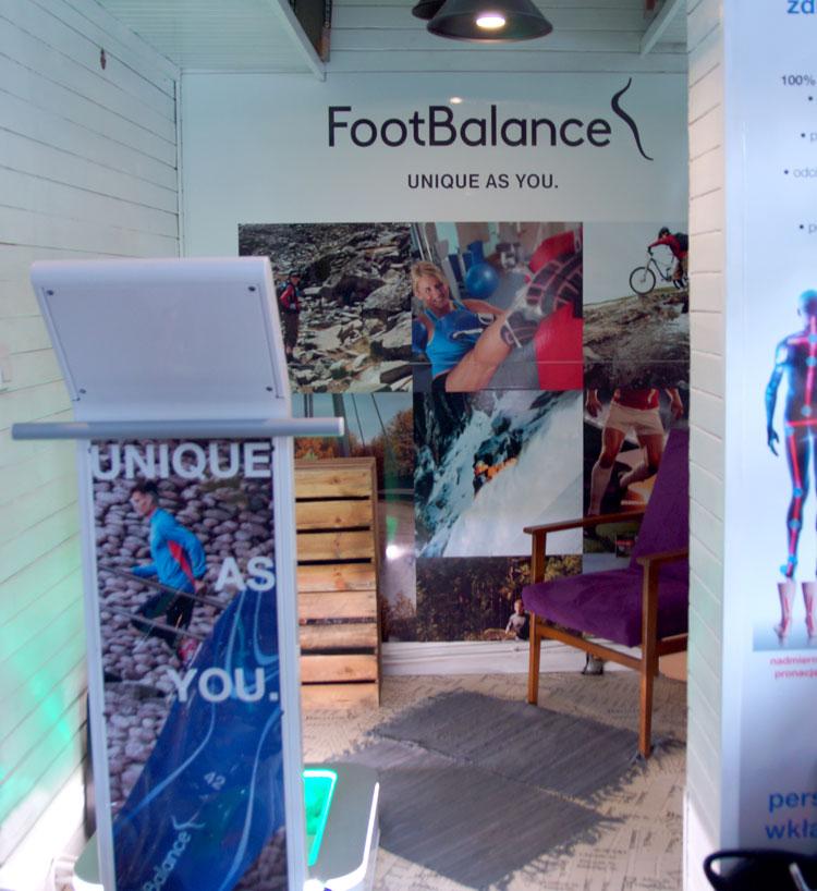 Sklep z wkładkami do butów footbalance warszawa