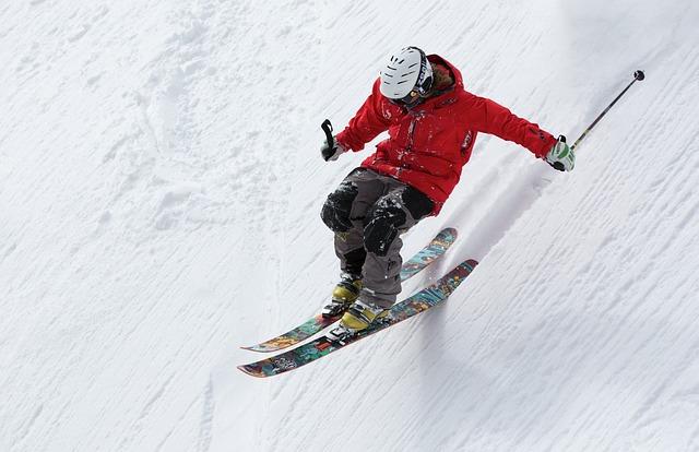 Wypożyczając narty w Dehnel Sport