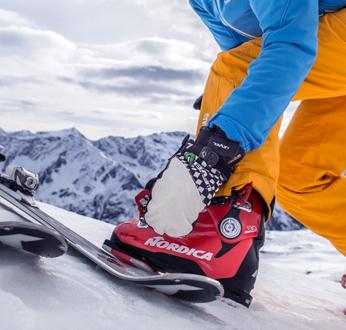 odbarczanie nart dehnel sport